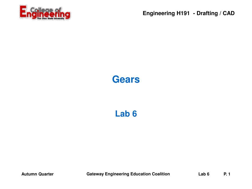 gears l.