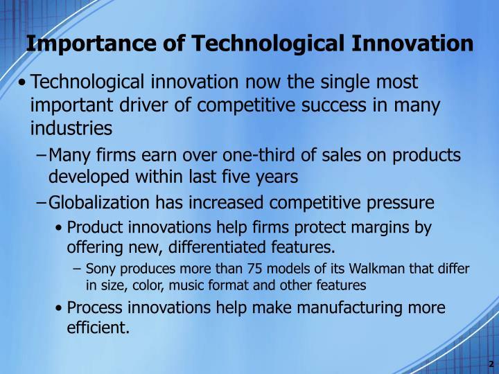 Pdf) strategic management of technological innovation.
