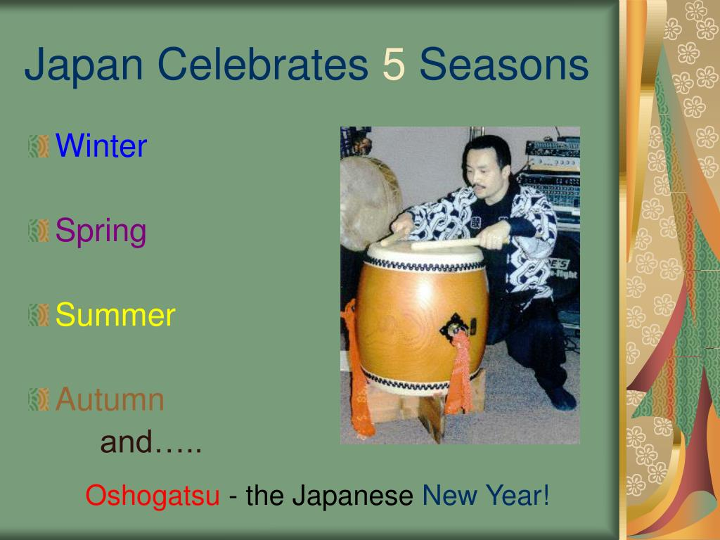Japan Celebrates