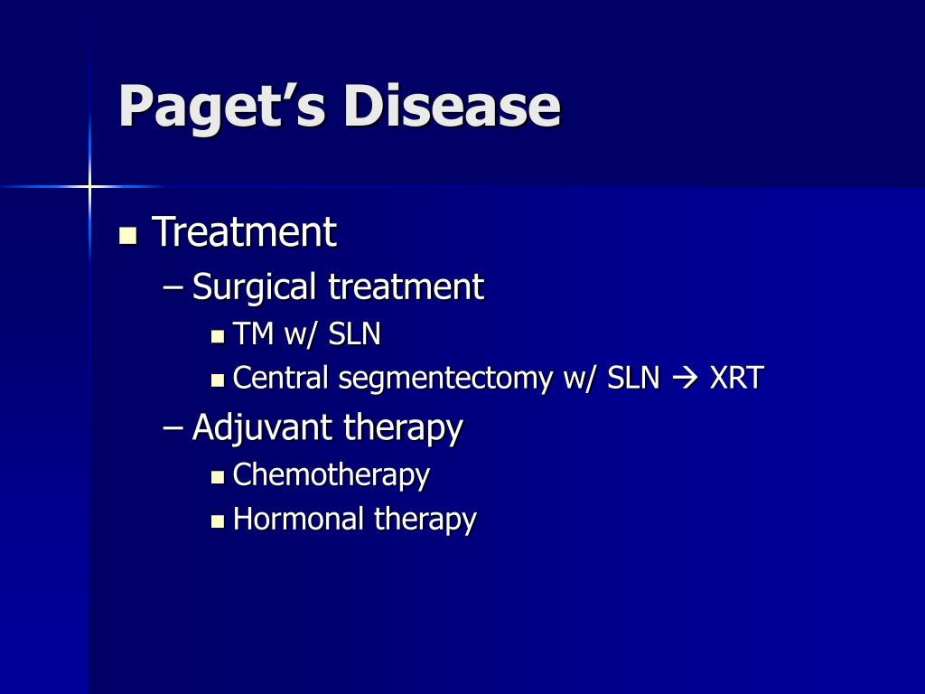 Paget's Disease