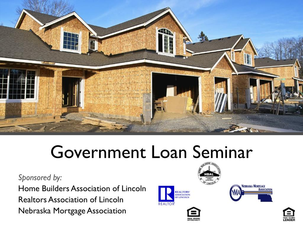 government loan seminar l.