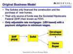 original business model