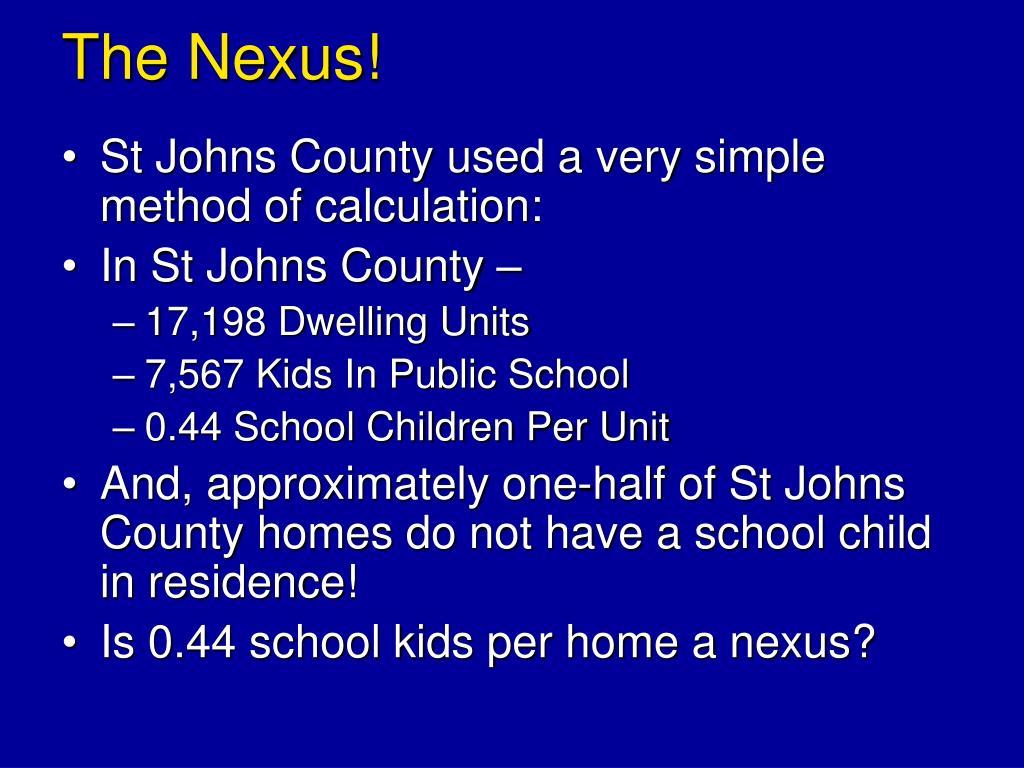 The Nexus!