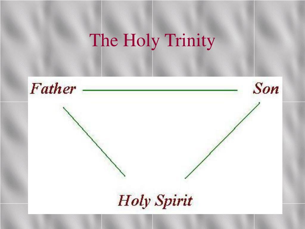 the holy trinity l.