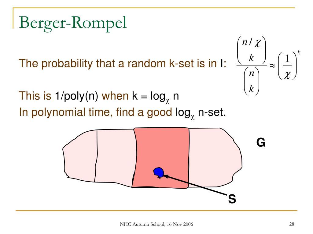 Berger-Rompel