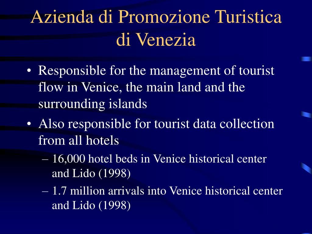 Azienda di Promozione Turistica di Venezia