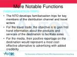 more notable functions25