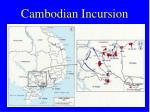 cambodian incursion