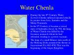 water chenla