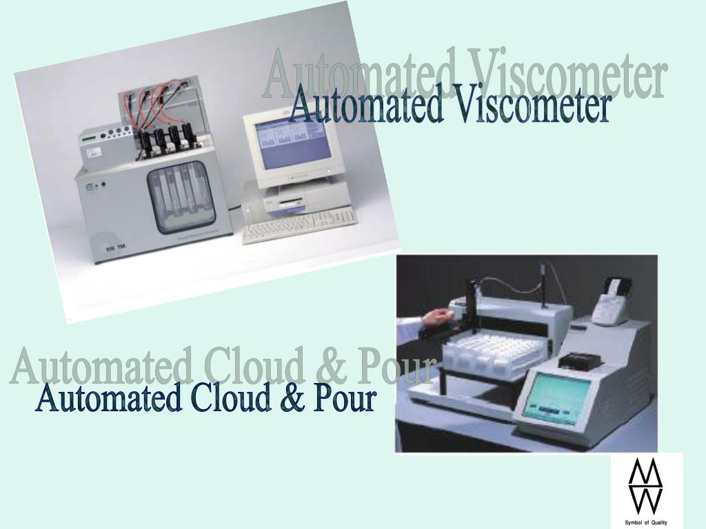 Automated Viscometer
