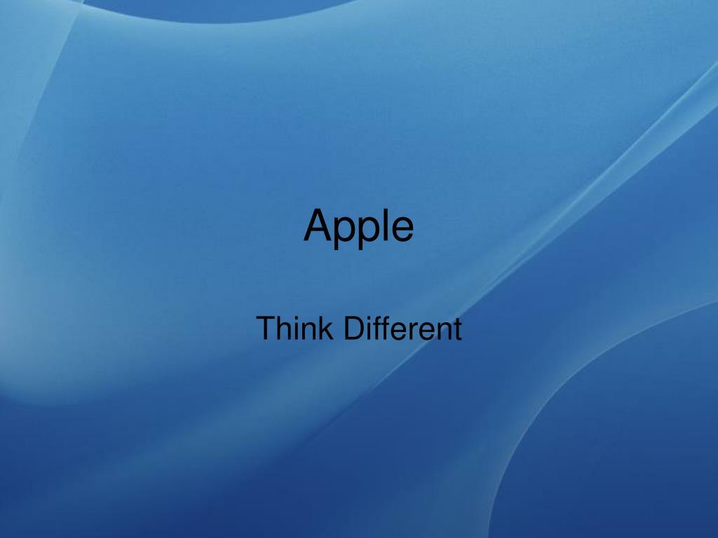 apple l.