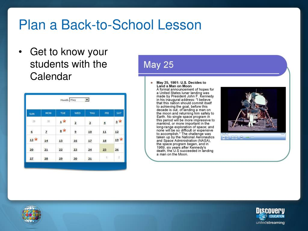 Plan a Back-to-School Lesson