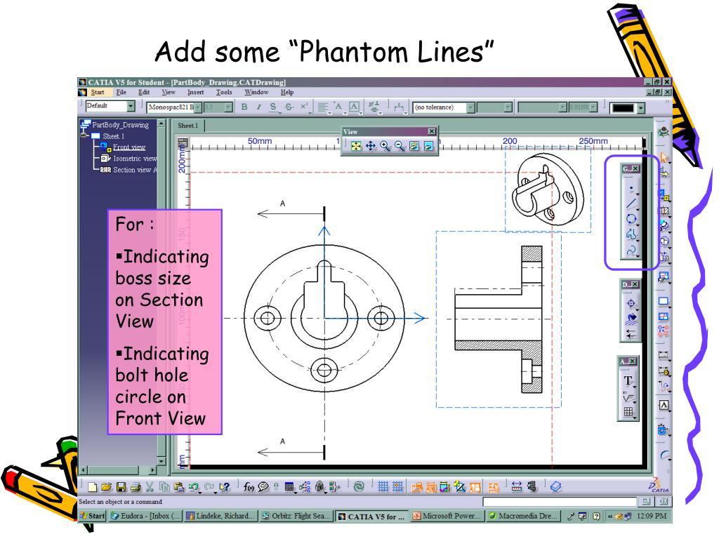 "Add some ""Phantom Lines"""