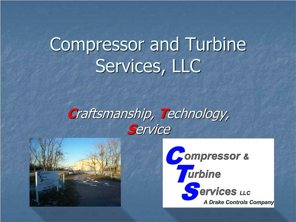 compressor and turbine services llc l.