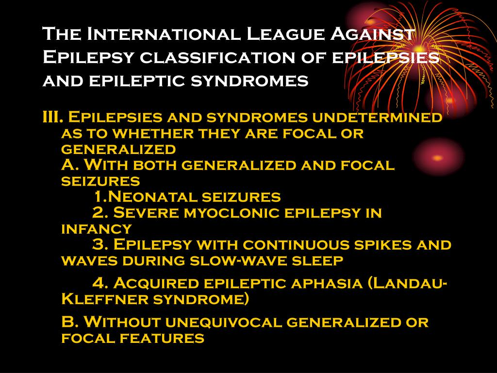 PPT - Epilepsy and Treatment PowerPoint Presentation - ID:277464