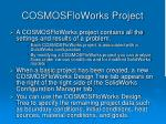 cosmosfloworks project