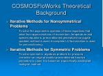 cosmosfloworks theoretical background16