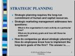 strategic planning3