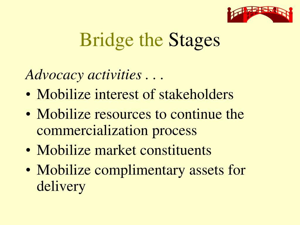 Bridge the