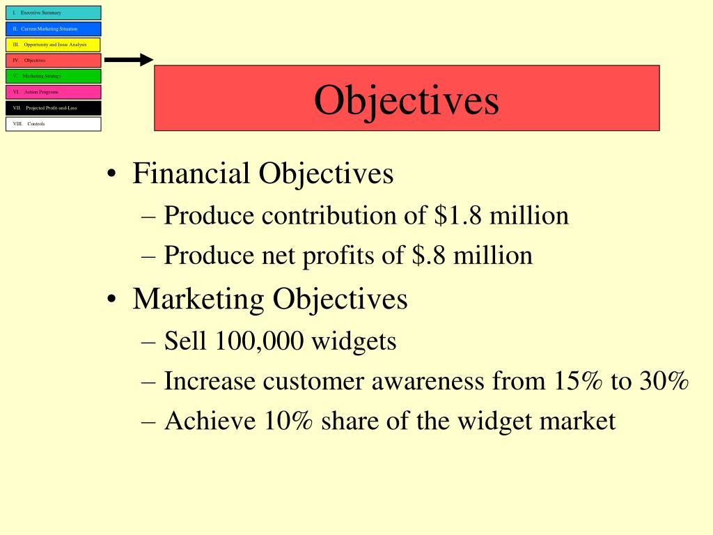 I.    Executive Summary