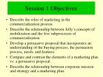 session 1 objectives53