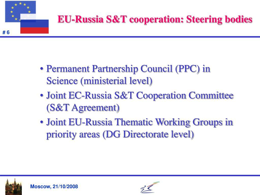 EU-Russia