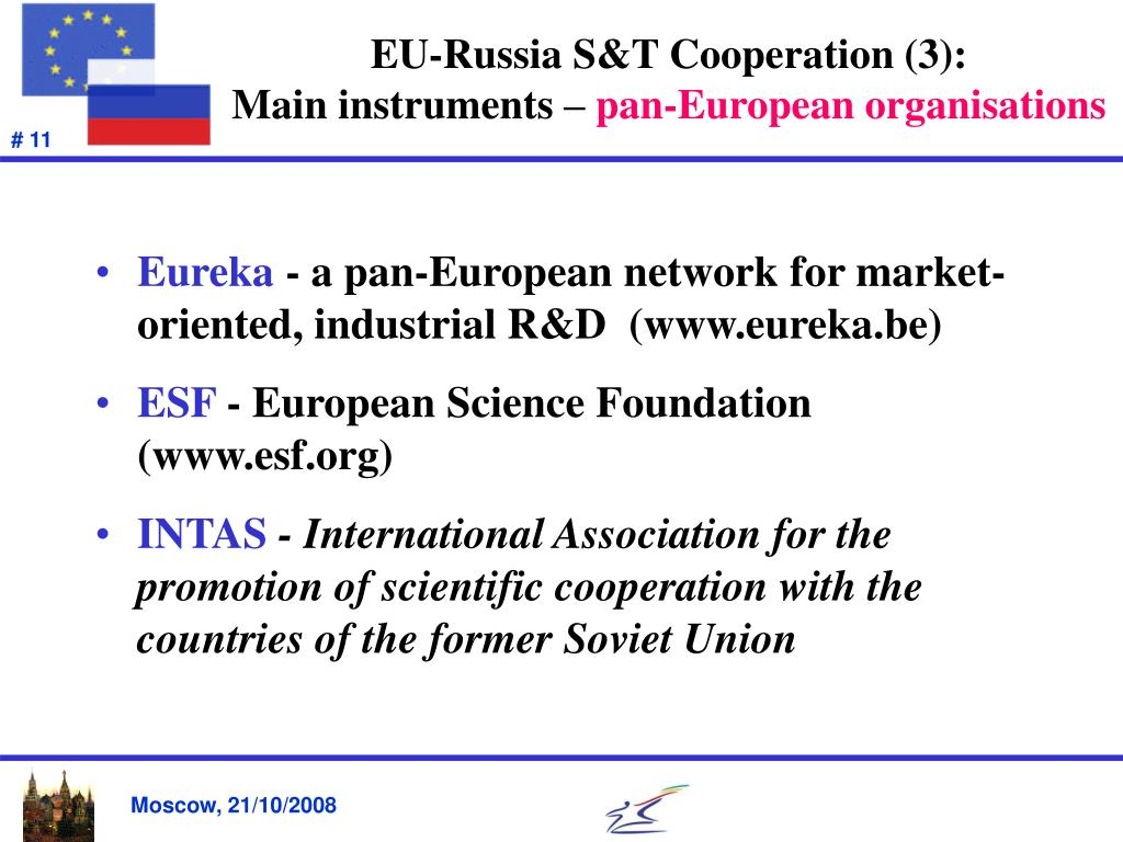 EU-Russia S&T Cooperation (3):