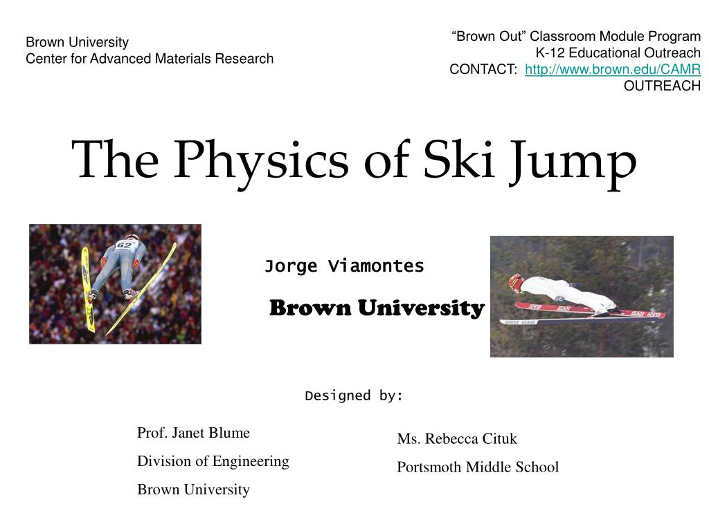 role of physics in sports essay Welcome to the science of sport where we bring you the second, third, and fourth level of analysis you will not find anywhere else be it doping in sport, hot topics like caster semenya or oscar pistorius, or the dehydration myth, we try to translate the science behind sports and sports performance.