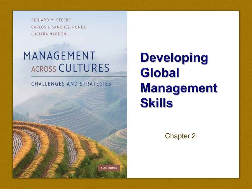 developing the management skills For undergraduate/graduate principles of management and management skills courses help students develop ten essential management skills with an emphasis on self assessments, developing management skills gets students involved in the learning experience, helping them connect the theories to their.
