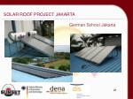 solar roof project jakarta