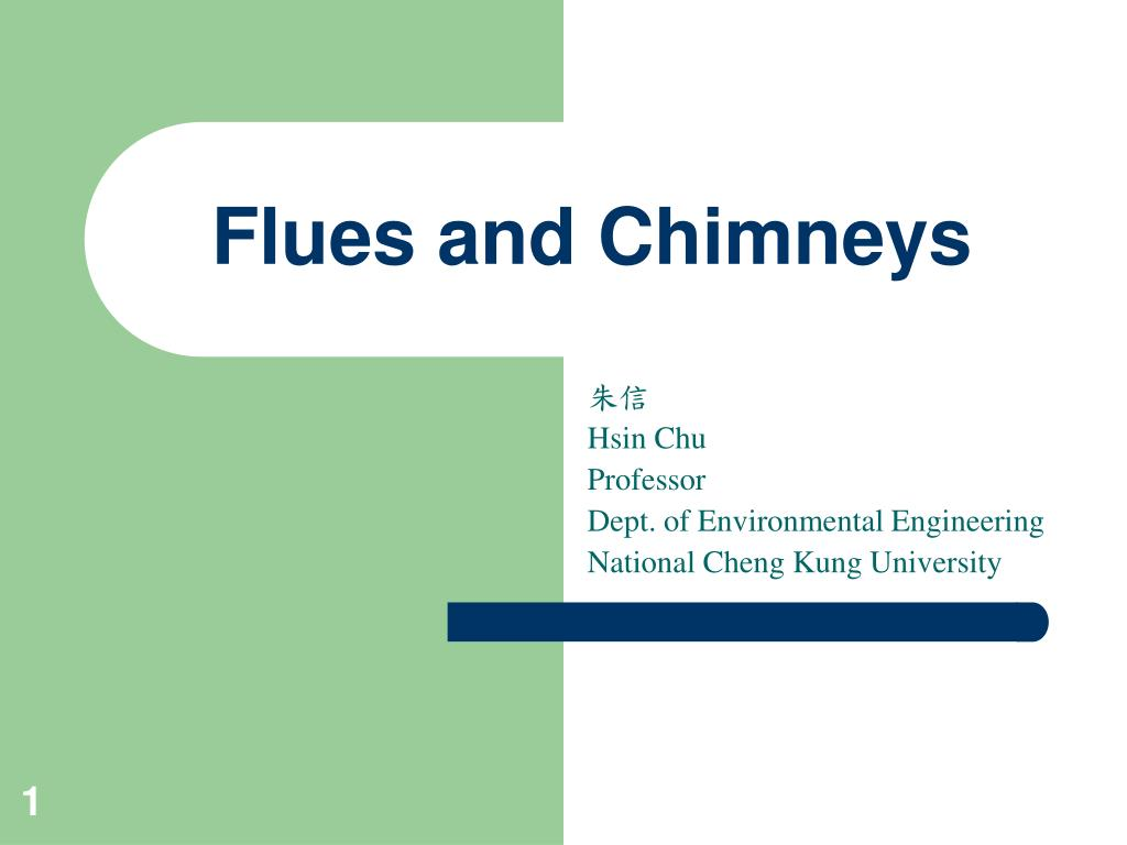 flues and chimneys l.