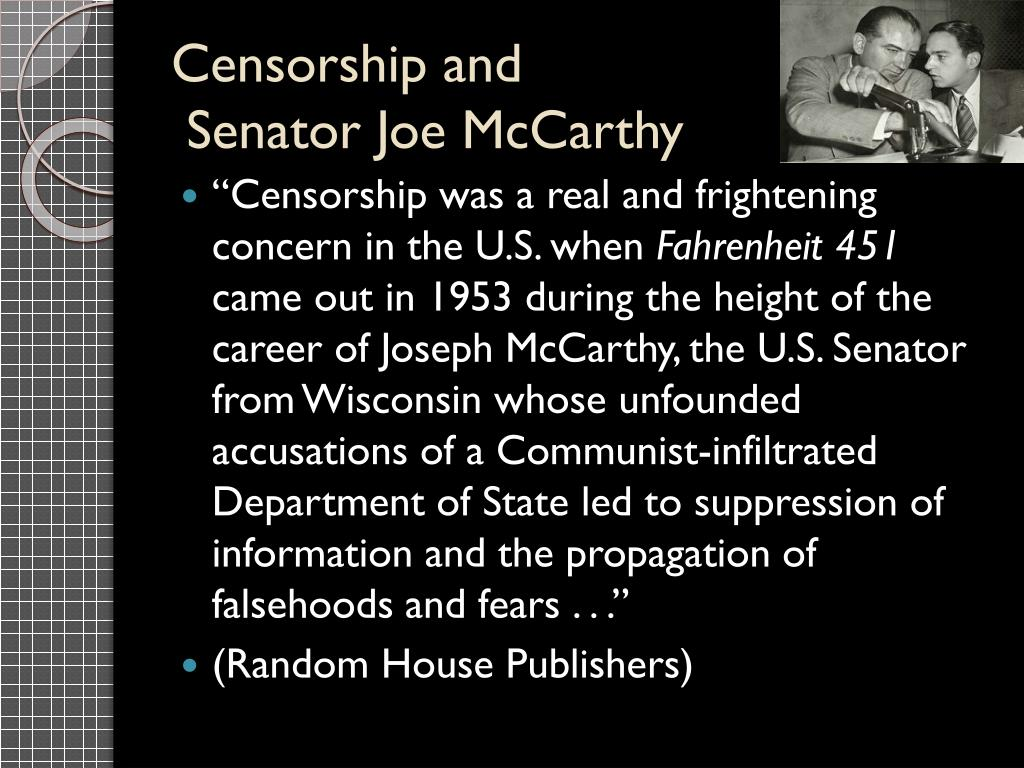 a biography of senator joseph raymond mccarthy Watch the c-span collection of videos, access clips including recent appearances by joseph raymond mccarthy view positions held along with a brief bio.