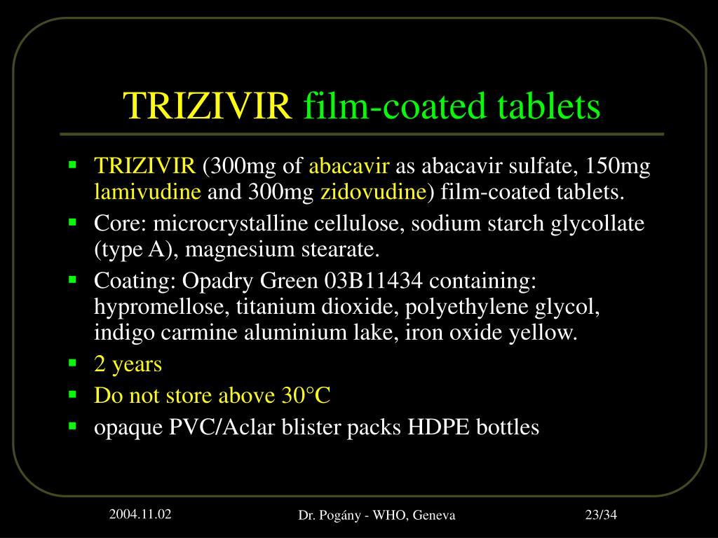 TRIZIVIR