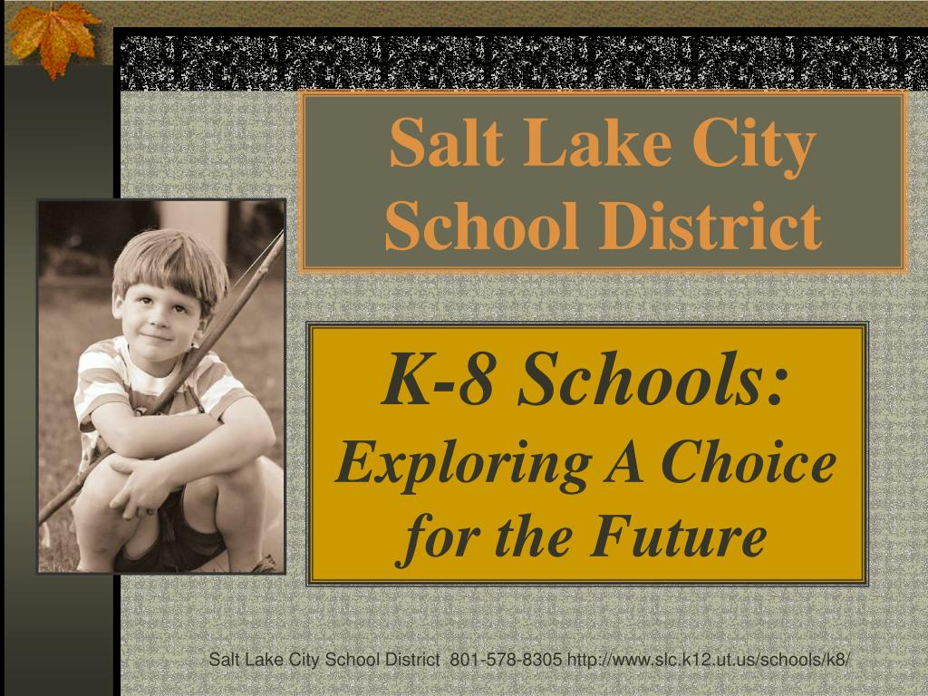 salt lake city school district l.