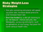 risky weight loss strategies22