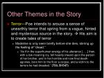 other themes in the story27