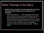 other themes in the story28