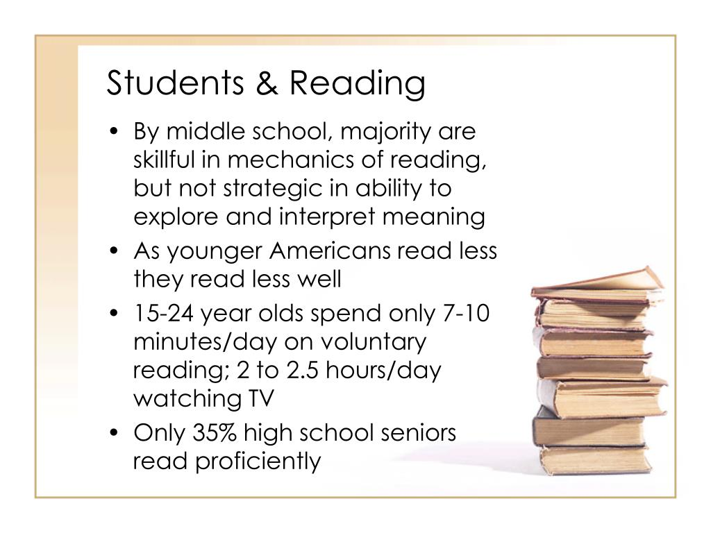 Students & Reading