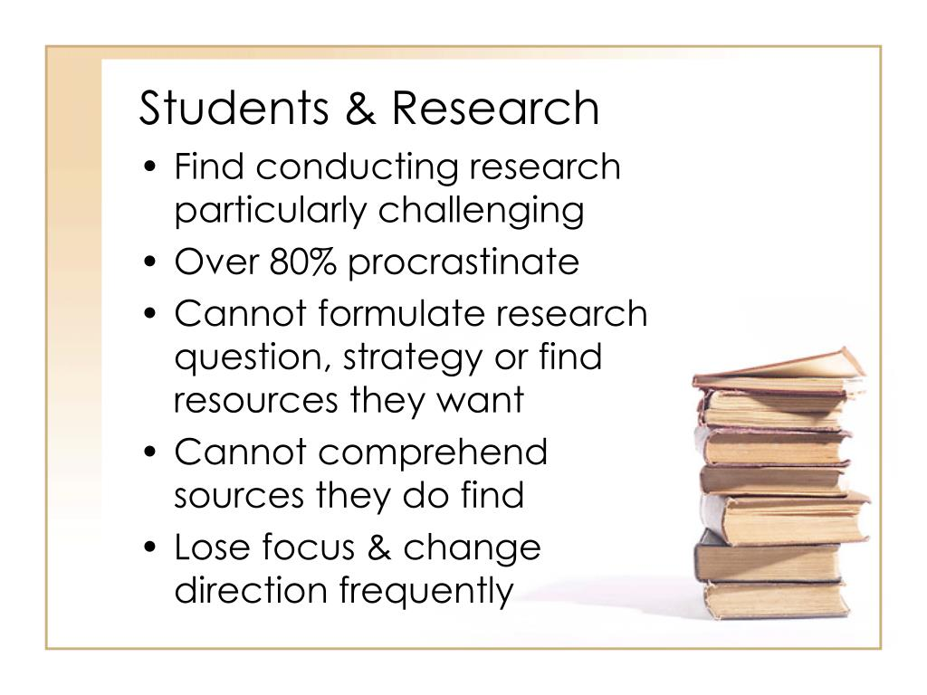 Students & Research