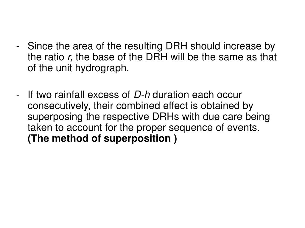 Since the area of the resulting DRH should increase by the ratio