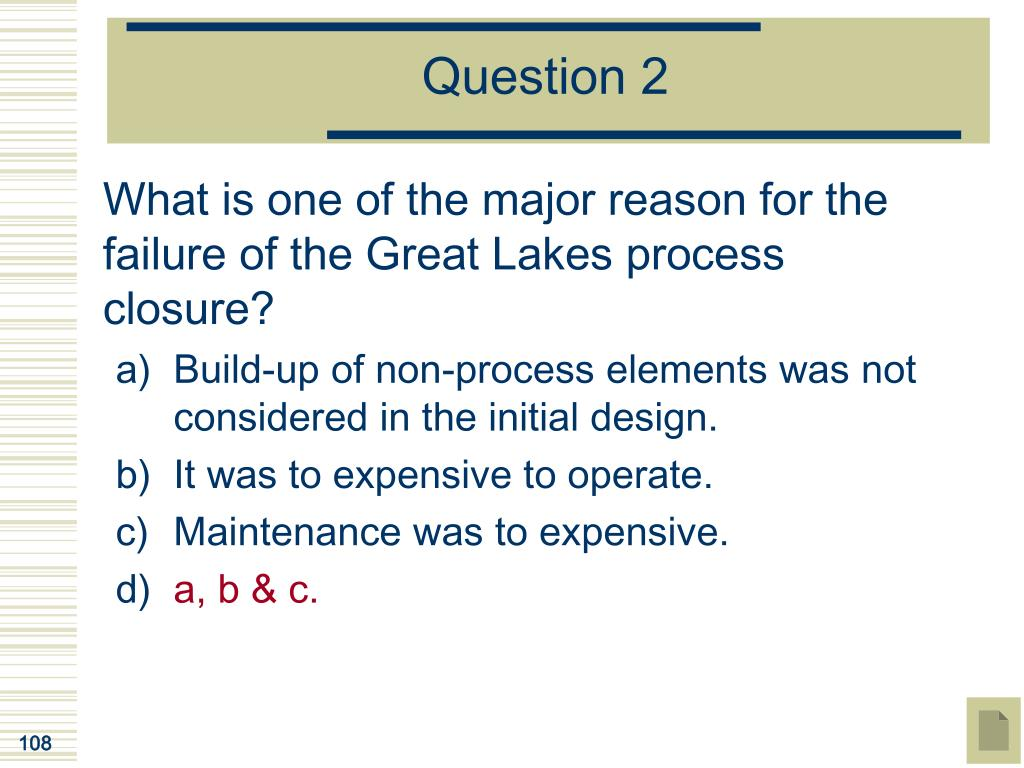 Question 2