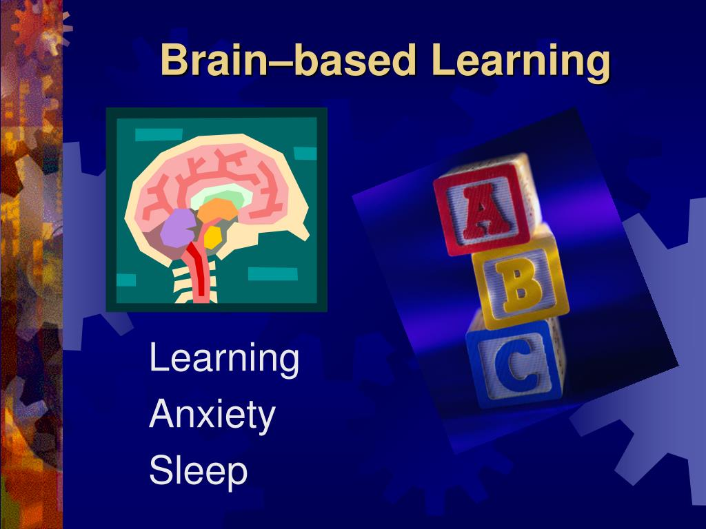 learning anxiety sleep l.