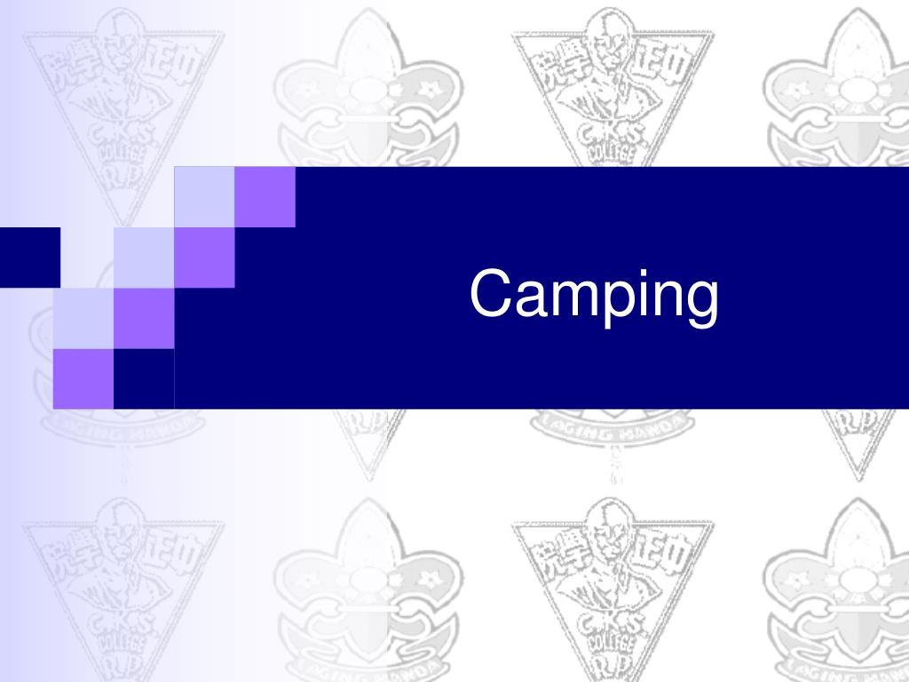 camping l.