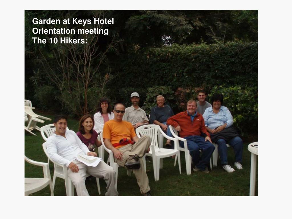 Garden at Keys Hotel