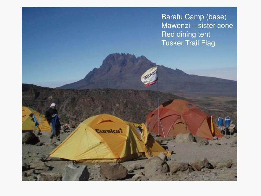 Barafu Camp (base)