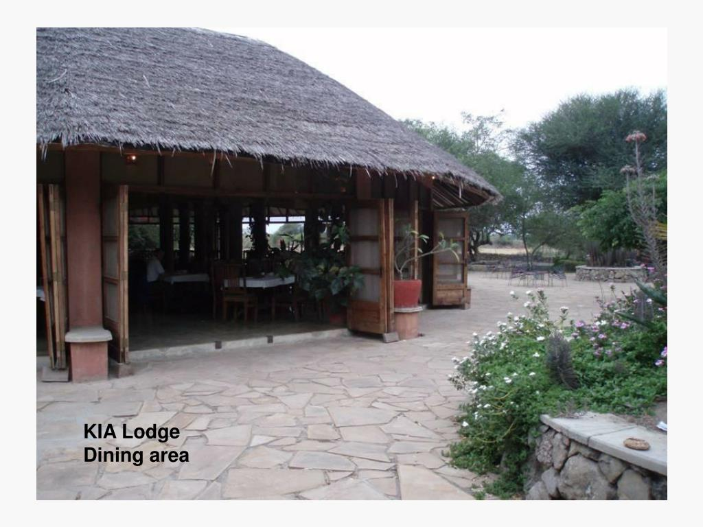 KIA Lodge