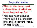 projectile motion5