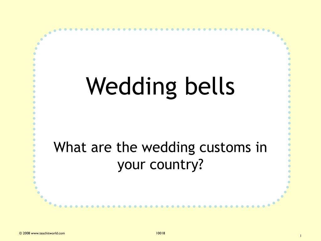 wedding bells l.