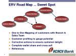 erv road map sweet spot1