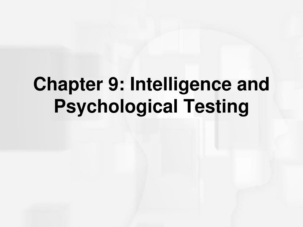 a critical view on intelligence tests This egalitarian view was expressed in an a critical review of the topic by lynn waterhouse in 2006 found and one of the tests of intrapersonal intelligence.
